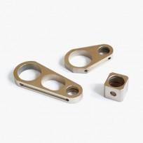 C080 osmica bronza veća+manja+kocka UNION 39500